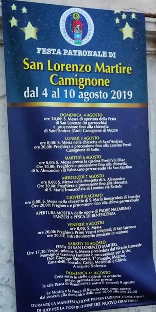 San Lorenzo Martire a Camignone