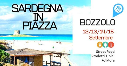 Sardegna in Piazza a Bozzolo MN