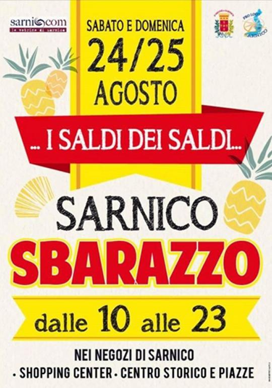 Sarnico Sbarazzo
