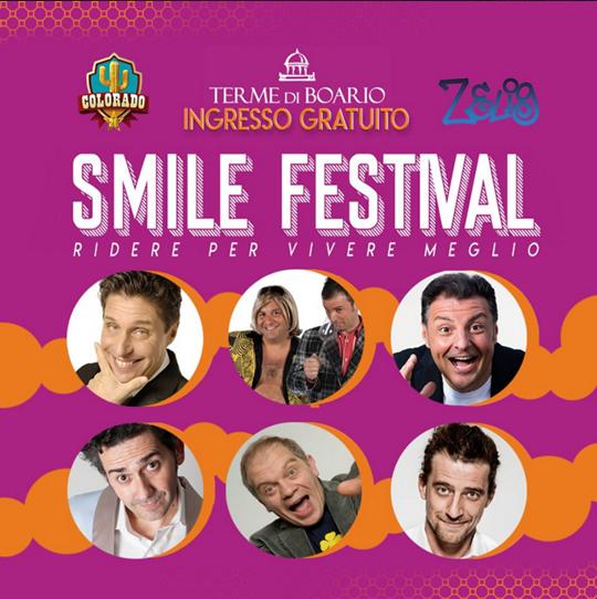 Smile Festival a Darfo Boario Terme