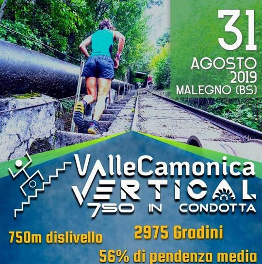 Valle Camonica Vertical a Malegno