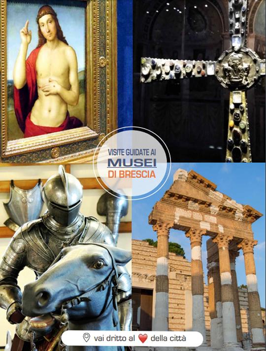 Visite guidate: speciale Musei di Brescia