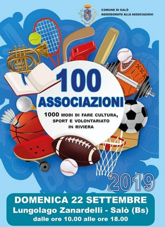100 Associazioni a Salò