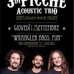3 di Picche Live a Iseo