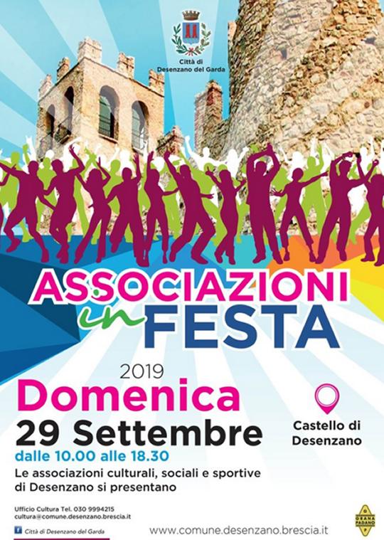 Associazioni in Festa a Desenzano