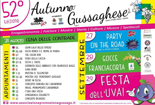 Autunno Gussaghese