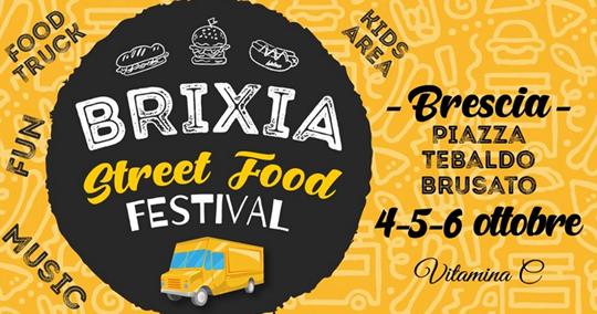 Brixia Street Food Festival a Brescia