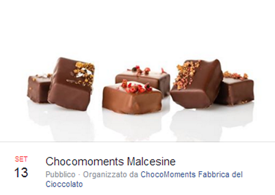 Chocomoments a Malcesine