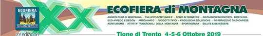 Ecofiera di Montagna a Tione di Trento