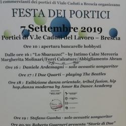 Festa dei Portici a Brescia