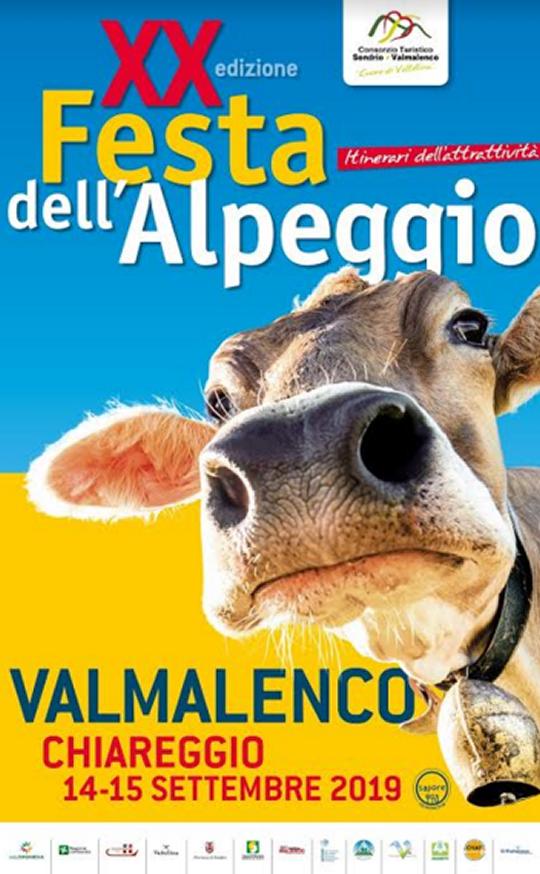 Festa dell'Alpeggio a Chiareggio
