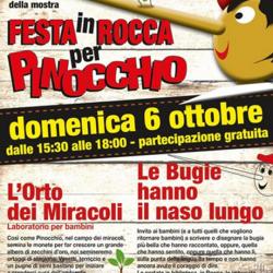 Festa in Rocca per Pinocchio a Orzinuovi
