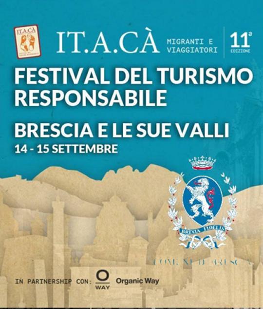 Festival del Turismo Responsabile a Brescia