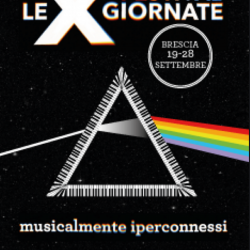 Festival le X Giornate a Brescia