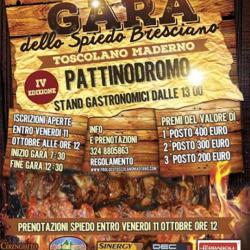 Gara dello Spiedo Bresciano IV edizione a Toscolano Maderno