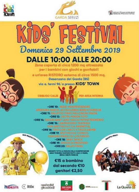 Kids' Festival a Desenzano