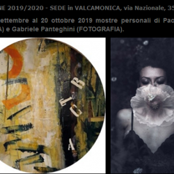 La Vi.P. Gallery festeggia il suo primo compleanno con Ofelia sulla luna a Niardo