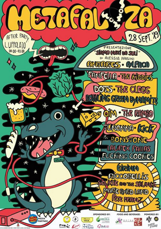 MetaPalooza Festival a Castel Goffredo MN