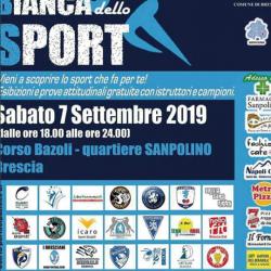 Notte Bianca dello Sport a Sanpolino Brescia