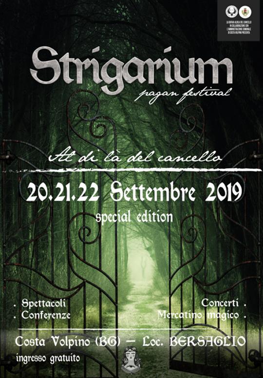 Strigarium Pagan Festival a Costa Volpino