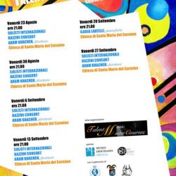 Talent Music Summer Festival a Brescia