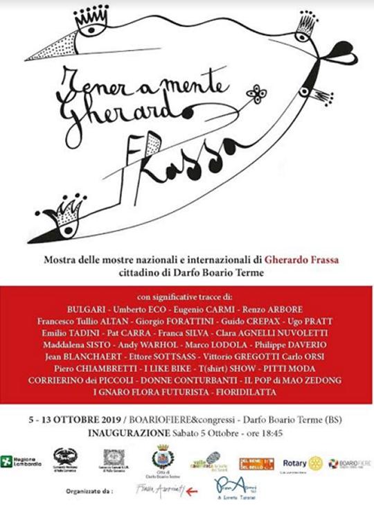 Teneramente Gherardo Frassa a Boario Terme