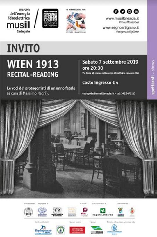 Wien 1913 a Cedegolo