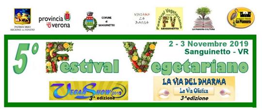 5 Festival Vegetariano a Sanguinetto VR
