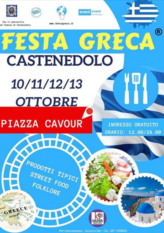 Festa Greca a Castenedolo