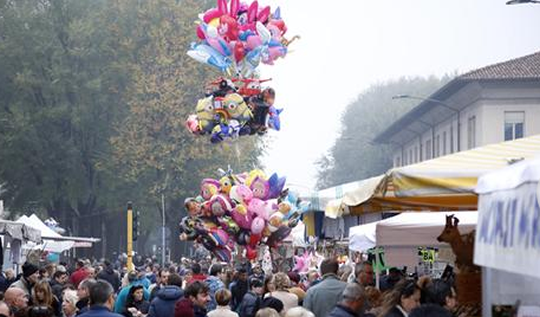 Fiera Ognissanti a Brescia