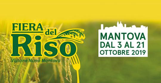 Fiera del Riso a Mantova