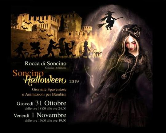 Halloween a Soncino