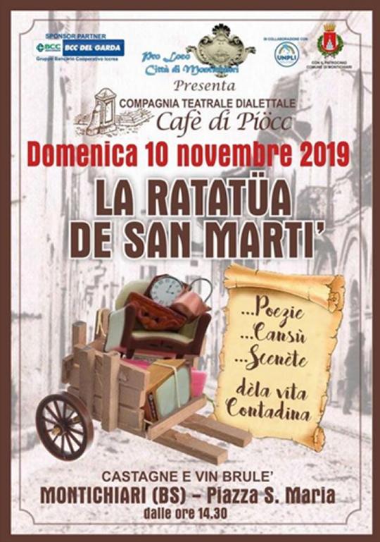 La Ratatua de San Martì a Montichiari