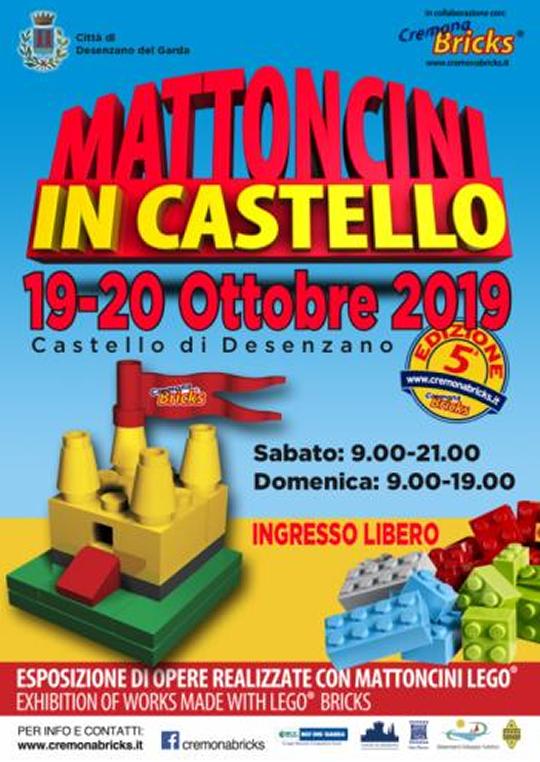 Mattoncini in Castello a Desenzano