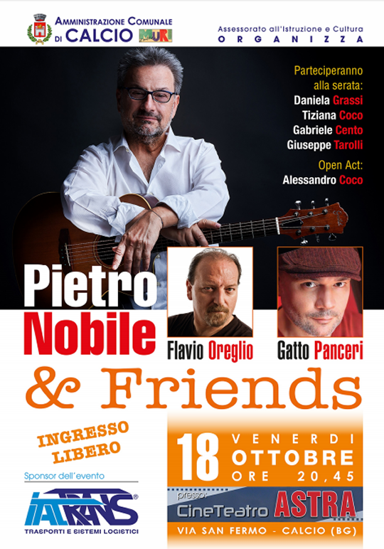 Pietro Nobile & Friends