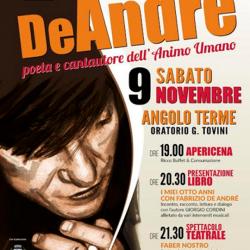 Ricordando DeAndrè ad Angolo Terme