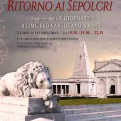 Ritorno ai Sepolcri Memorie delle X Giornate a Brescia