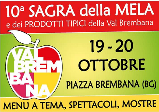 Sagra della Mela a Bergamo