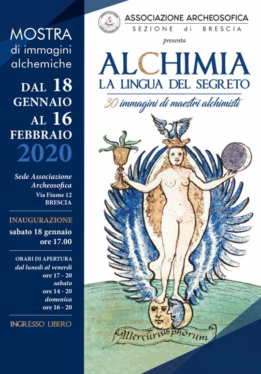 Alchimia, la lingua del segreto a Brescia