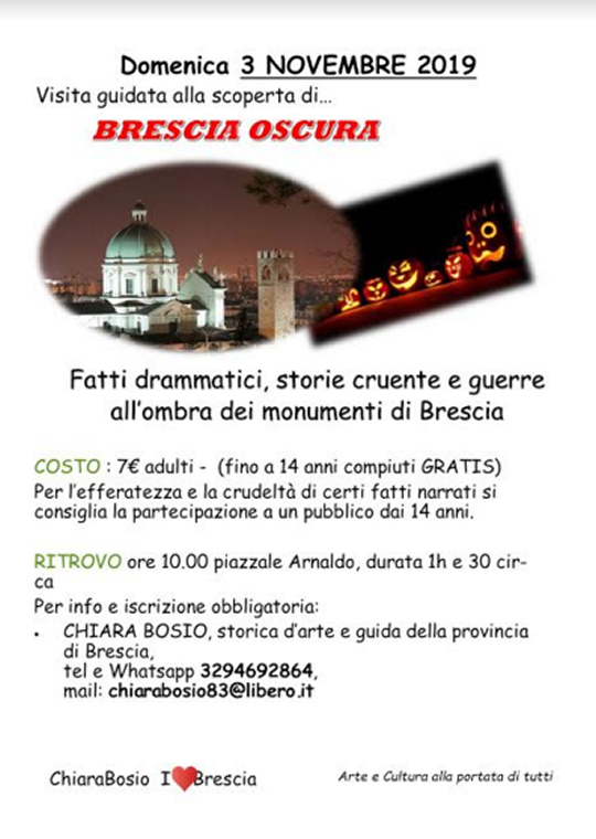 Brescia Oscura