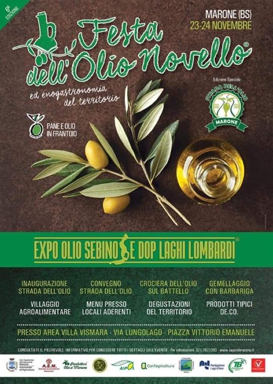 Festa dell'Olio Novello a Marone