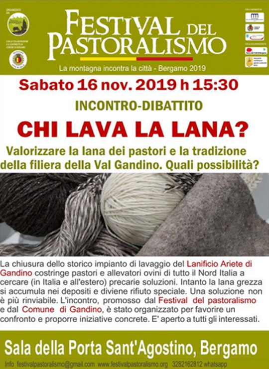 Festival del Pastoralismo a Bergamo