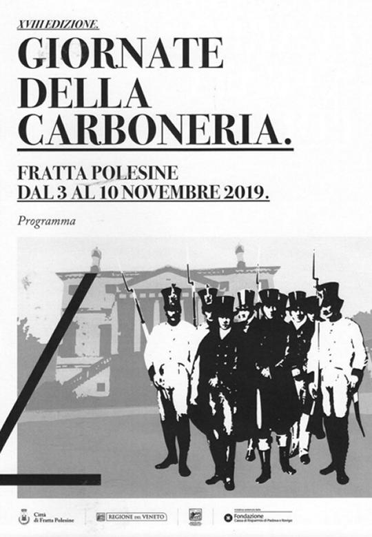 Giornate della Carboneria a Fratta Polesine
