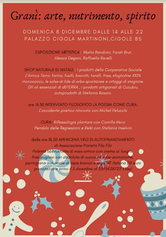 Granì - Shop di Natale Naturale a Cigole