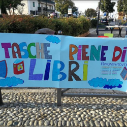 Le tasche piene di Libri a Fornaci Brescia