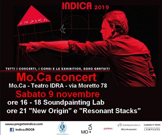 Mo.Ca concert a Brescia