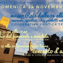 Open Day a Palazzo a Cigole
