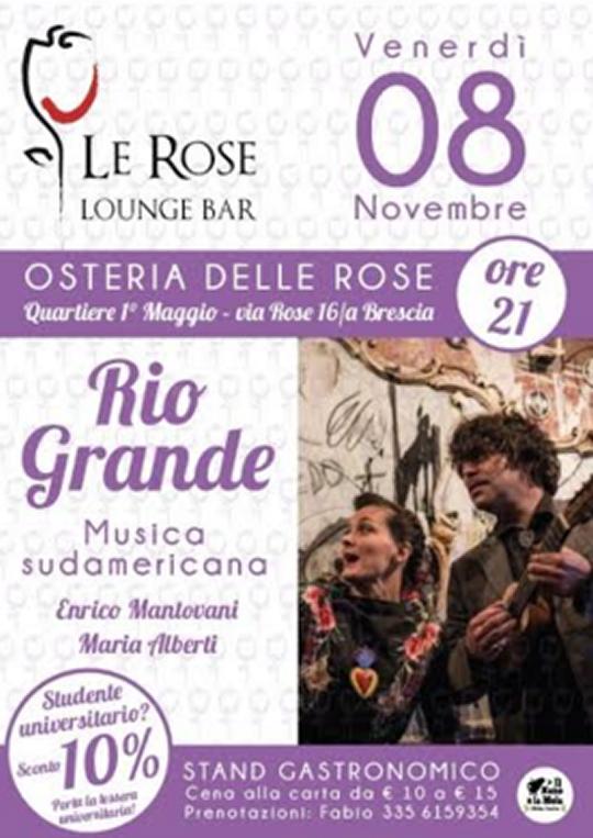 Rio grande a Brescia