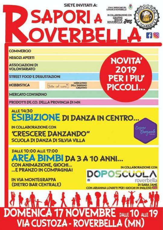 Sapori a Roverbella MN