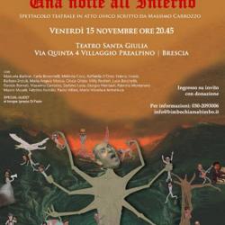 Una notte all'Inferno a Brescia